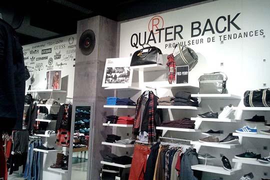 quater back